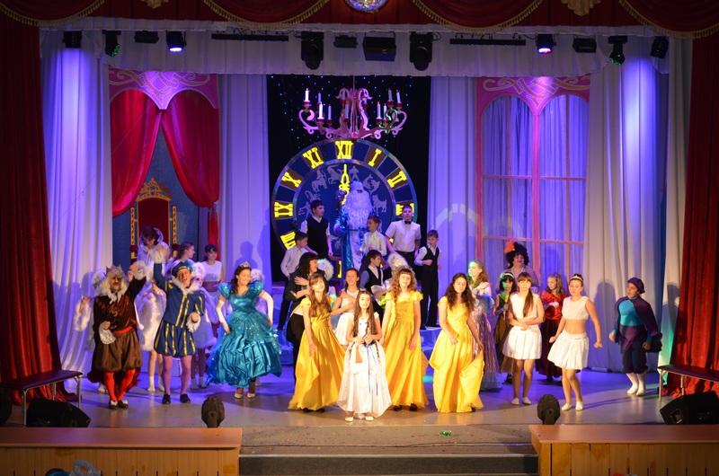 Народный молодёжный театр
